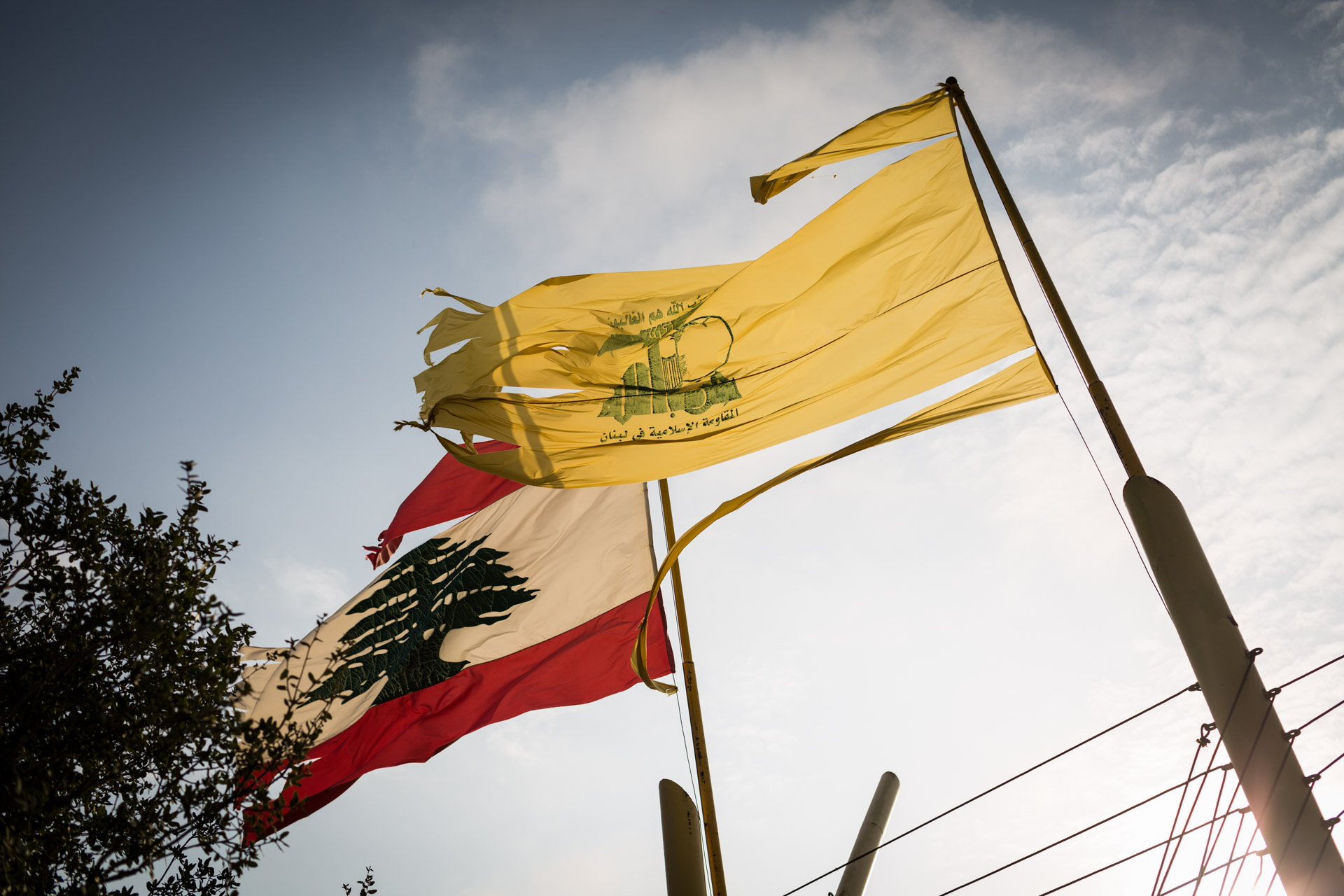 Not only Shiite, but all kinds of Lebanese people regard the Shia party Hezbollah as a vital guardian of Lebanon, having defended the south of the country twice.
